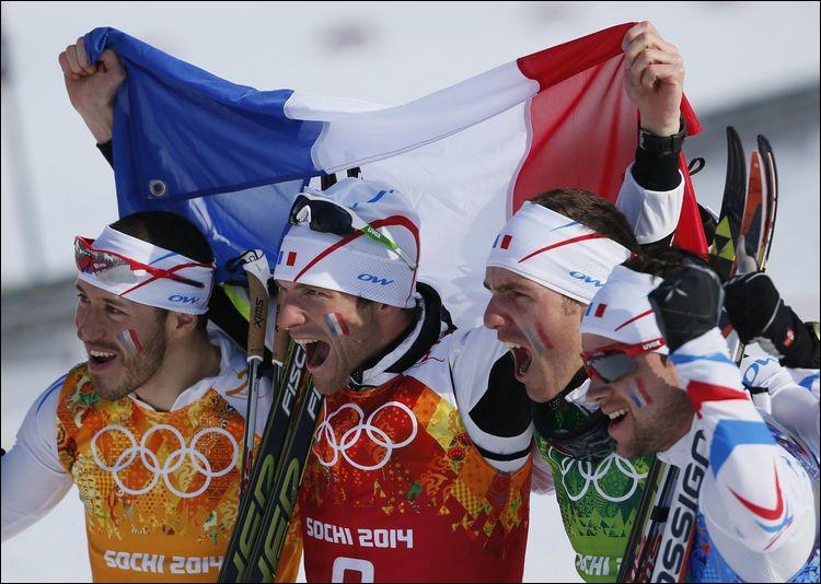 Avec 15 médailles dont 4 en or, à quelle place la France termine t-elle les Jeux olympiques ?
