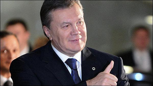 Destitué par le parlement le 22 février 2014, depuis quelle année Viktor Ianoukovytch était-il le président ukrainien ?