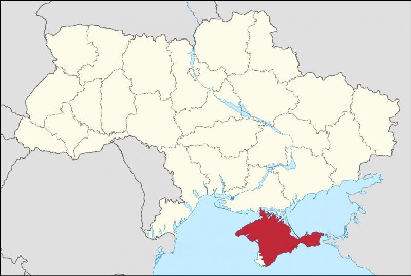 Quel est le nom de cette région historique à l'emplacement stratégique où les tensions se multiplient aujourd'hui, la population étant à 60% russe ?