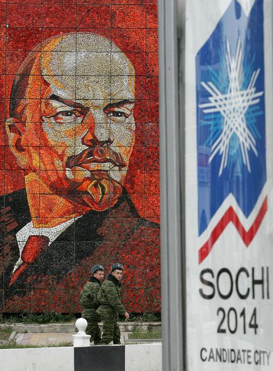 Jeux de Sotchi et révolution ukrainienne