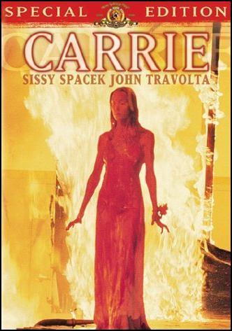 Quel est le nom de la mère de Carrie dans le film  Carrie au bal du diable  ?