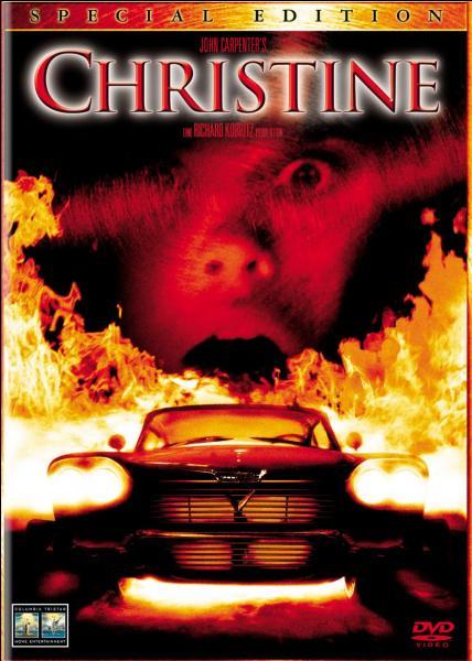 Quel est le modèle de la voiture  Christine  ?