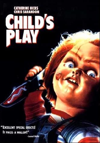 Quel est le nom de l'homme qui possède la poupée Chucky dans le film  Jeu d'enfant  ?