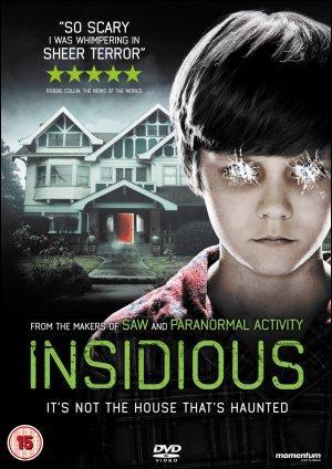 Quel est le nom du film produit par les mêmes producteurs que ceux des films  Insidieux  et  Sinistre  ?