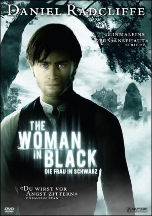 Quel est le nom du personnage interprété par Daniel Radcliffe dans  La Dame en noir  ?