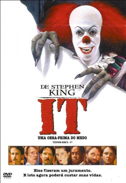 Comment se nomme le clown dans le film    Il  est revenu  ?