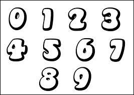 Quel est le premier nombre que l'on peut voir dans le quiz ?