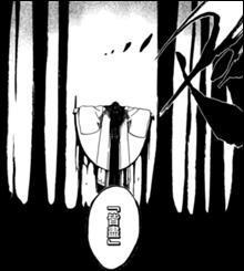 Celui de Yachiru (Son vrai nom est Yachiru et pas Retsu) ?