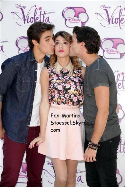Martina a-t-elle un petit ami ?