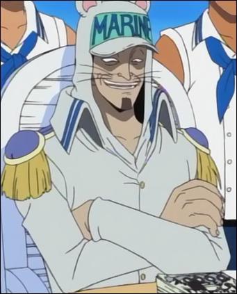 Qui est cette personne ? (Mmanga One Piece)