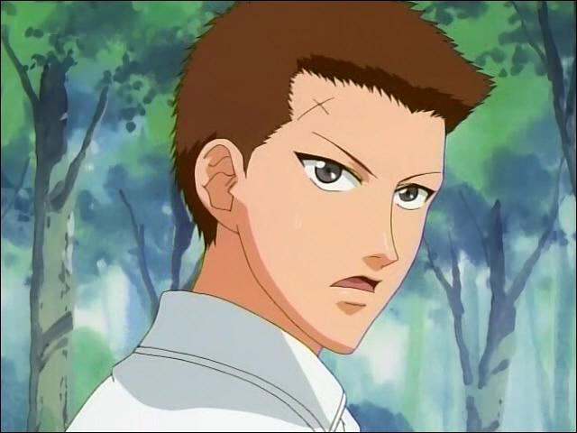 Qui est-il ? (Manga Prince of Tennis)