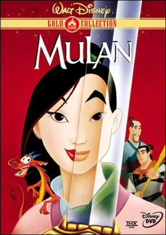 Quelle est la particularité de Mulan par rapport aux autres films d'animation Disney ?