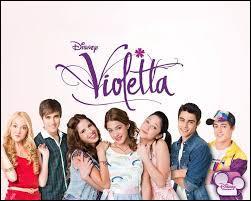 En quelle année la première saison de Violette a-t-elle été tournée ?