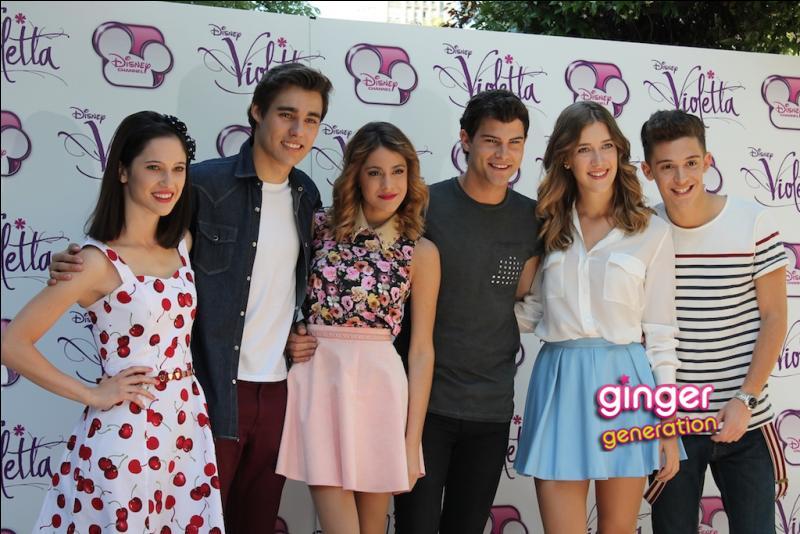 Qui est la sœur de Violetta ?