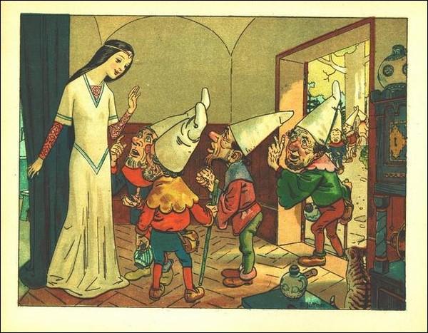 Illustration de Frantz Jüttne :