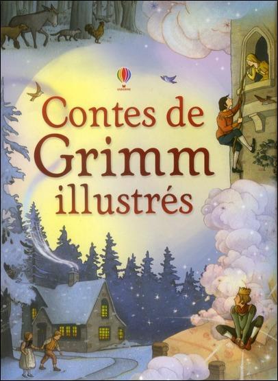Quel est le nom du recueil de contes populaires allemands publié par Jacob et Wilhelm Grimm en 1812 ?