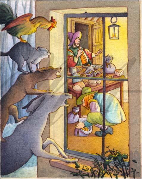 Illustration de Raffaella Ligi :