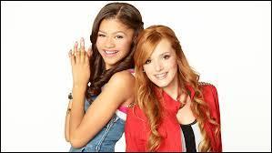 Dans quelle série, Zendaya et Bella ont-elles joué ?