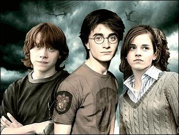 Quels acteurs jouent le rôle de Ronald Weasley, Harry Potter et Hermione Granger ?
