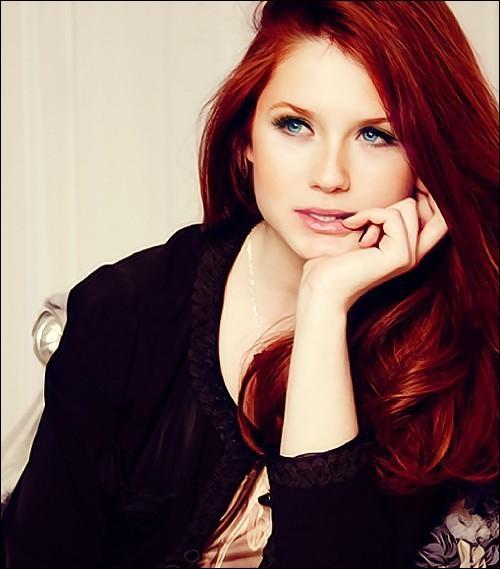 Qui joue le rôle de Ginny Weasley ?