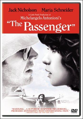 Qui est la partenaire féminine de Nicholson dans 'The passenger' d'Antonioni ?