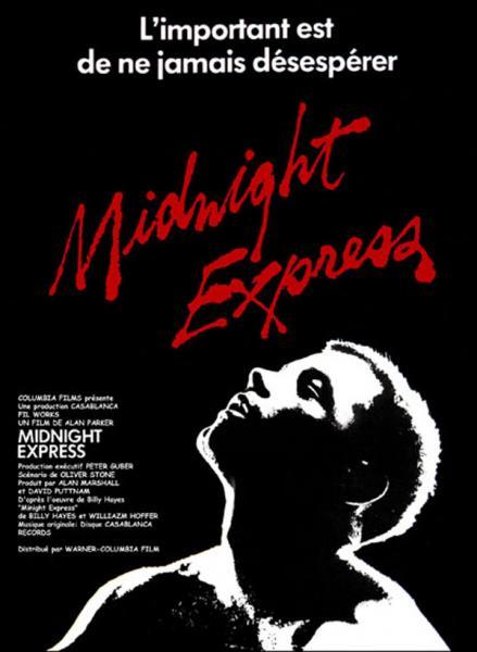 'Midnight express' d'Alan Parker décrit le système carcéral de quel pays ?