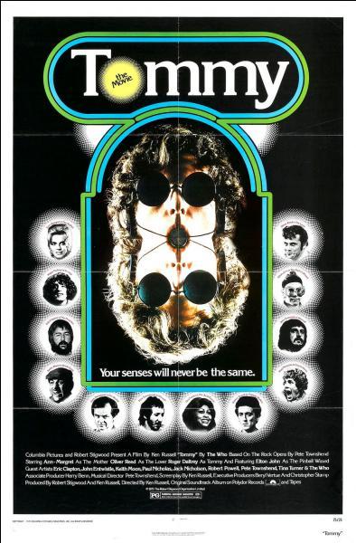 Quelle chanteuse noire américaine est 'The acid queen' dans 'Tommy' ?