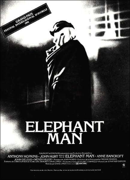 Qui a réalisé le film 'Elephant Man' en 1980 ?