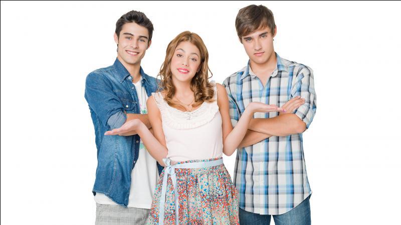 Violetta tombe amoureuse de 2 garçons, lesquels ?