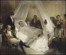 Napoléon abdique une seconde fois le 22 juin 1815. Son retour n'aura duré que cent jours. Dans quelle mer ou océan se trouve l'île de Sainte-Hélène où il finira ses jours en 1821 ?