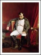 Dans quel château a-t-il signé son abdication, qui a mis provisoirement fin au Premier Empire ?