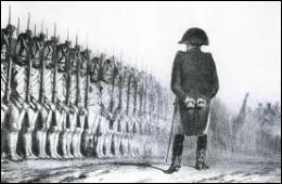 Ce dernier dirigeait le corps d'armée d'élite qui était entièrement dévoué à l'empereur. Quel est le nom de cette unité ?
