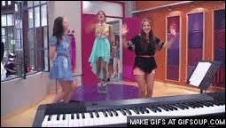 QCM Violetta : les chansons