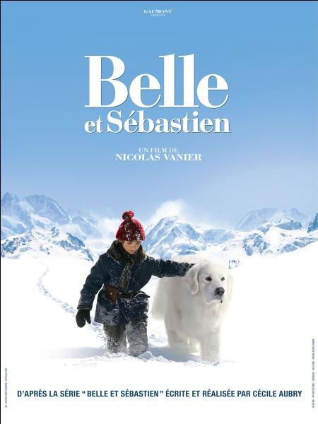 Quelle était la date de sortie au cinéma du film de Nicolas Vanier en 2013 ?