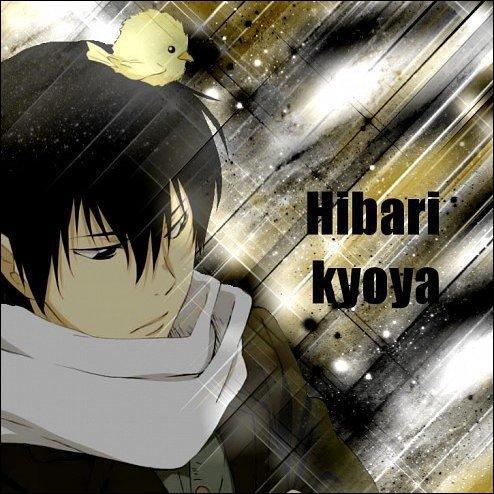 Commençons par les anniversaires... . Quand est né Hibari Kyoya ?