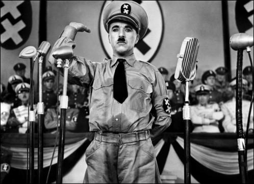 Citation d'un moustachu, dont la moustache, à l'époque, faisait Führer : De quoi vivrait l'Eglise, si ce n'est ...