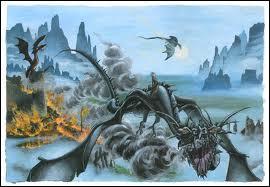 Quels étaient les noms des trois dragons qui ont permis à Aegon et ses sœurs de conquérir les sept couronnes ?