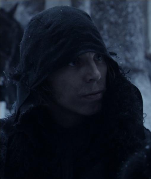 Comment s'appelle le garçon de la garde de nuit exécuté par Eddard Stark pour avoir déserté ?