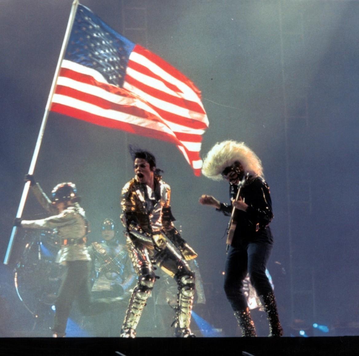 L'album HIStory de Michael Jackson