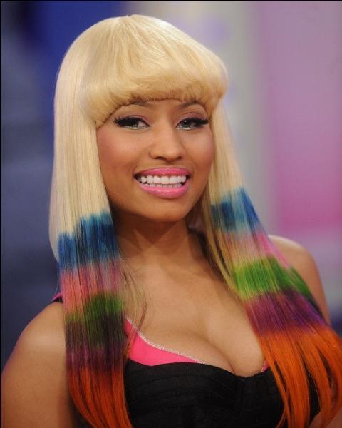 Dans son clip Starships, où se trouve Nicki Minaj ?