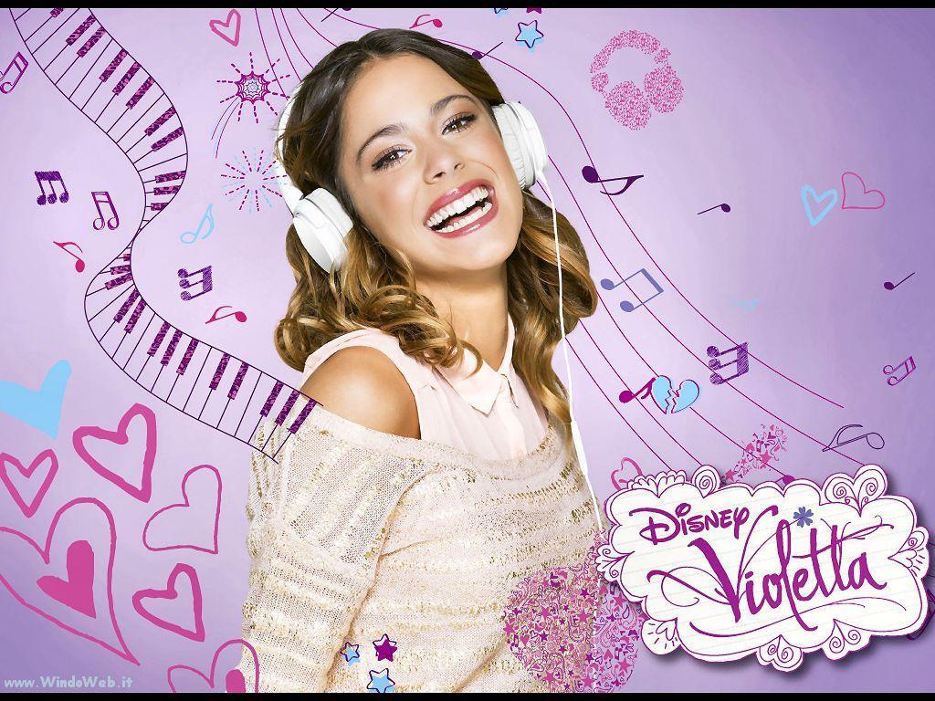 Les chansons de Violetta