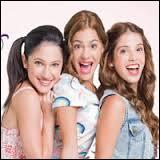 Qui est l'amie de Francesca et de Violetta ?