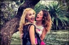 Dans la vraie vie, Violetta et Ludmila sont-elles amies ?