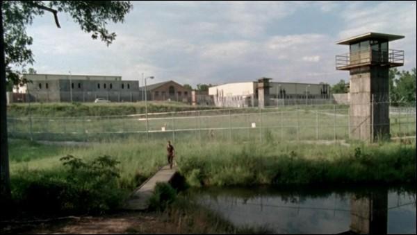 Combien de prisonniers les survivants trouvent-ils dans la prison à leur arrivée ?