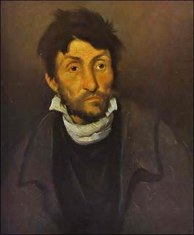 Né le 26 septembre 1791 à Rouen, je suis un peintre, sculpteur, dessinateur et lithographe, on me doit entre-autres des œuvres comme  Le Radeau de la Méduse  en 1818-1819. Décédé officiellement le 26 janvier 1824 à Paris après une longue agonie due à une chute de cheval, il semble plus vraisemblable que je meurs d'une maladie vénérienne. Inhumé dans la division n°12, je me nomme :