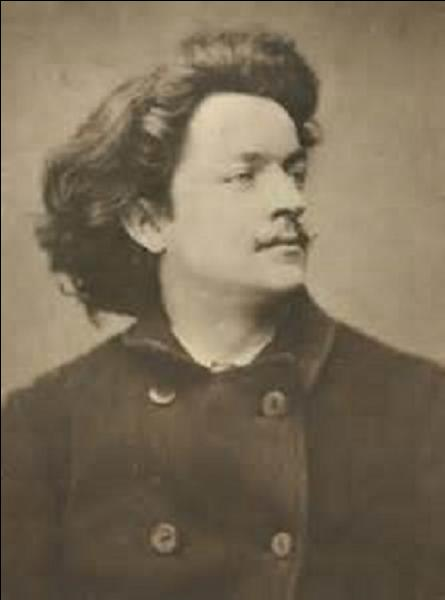Né en 1840, caricaturiste, artiste-peintre et chansonnier, mes dessins et caricatures sont publiés dès 1859 dans plusieurs journaux satiriques et autres. Chansonnier, je fréquente le  cabaret des Assassins  qui deviendra célèbre sous le nom de  Lapin Agile , dont je peins l'enseigne en 1875. Je décède en 1885 à l'asile de Charenton à Saint-Maurice (Val de Marne) et inhumé dans la division n°95