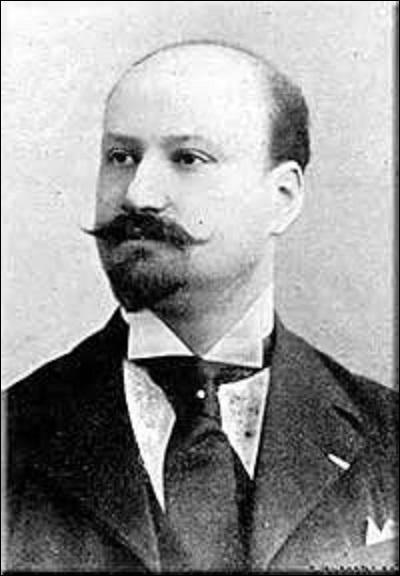 Né à Paris 11ème le 25 mai 1863, je suis un compositeur d'œuvre lyriques comme  Kermana  en 1897 ou  Le Barbier de Deauville  en 1917. Je m'éteins dans le XVIème arrondissement de la capitale le 24 avril 1919 et repose dans la division n°96, je me nomme :