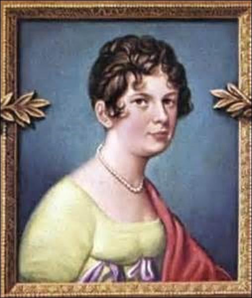 Appelé plus communément  Madame Sans-Gêne , épouse du maréchal d'Empire Lefebvre (1755-1820) , je nais à Altenbach (Haut-Rhin) le 2 février 1753. Restée célèbre pour mon franc-parler qui dérange énormément l'entourage de l'empereur, je décède à Paris le 29 décembre 1835. Je repose dans la division n°28, mais quel est mon véritable nom ?