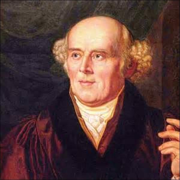 Je vois le jour le 10 avril 1755 à Meissen (Allemagne), médecin, je suis considéré comme l'inventeur de l'homéopathie en 1796. Je décède à Paris le 2 juillet 1843 et suis inhumé dans la division n°19, je m'appelle :