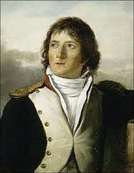Né le 13 avril 1764 à Toul (Meurthe-et-Moselle) , maréchal d'Empire et politicien, je m'engage dans l'armée en septembre 1792 et connais une ascension fulgurante en étant promu général dés 1794. Devenu maréchal sous Napoléon Ier, on me doit des faits d'armes comme la bataille de Russie. Je meurs le 17 mars 1830 à Hyères (Var) d'une crise d'apoplexie et suis enterré dans la division n°37, je suis :